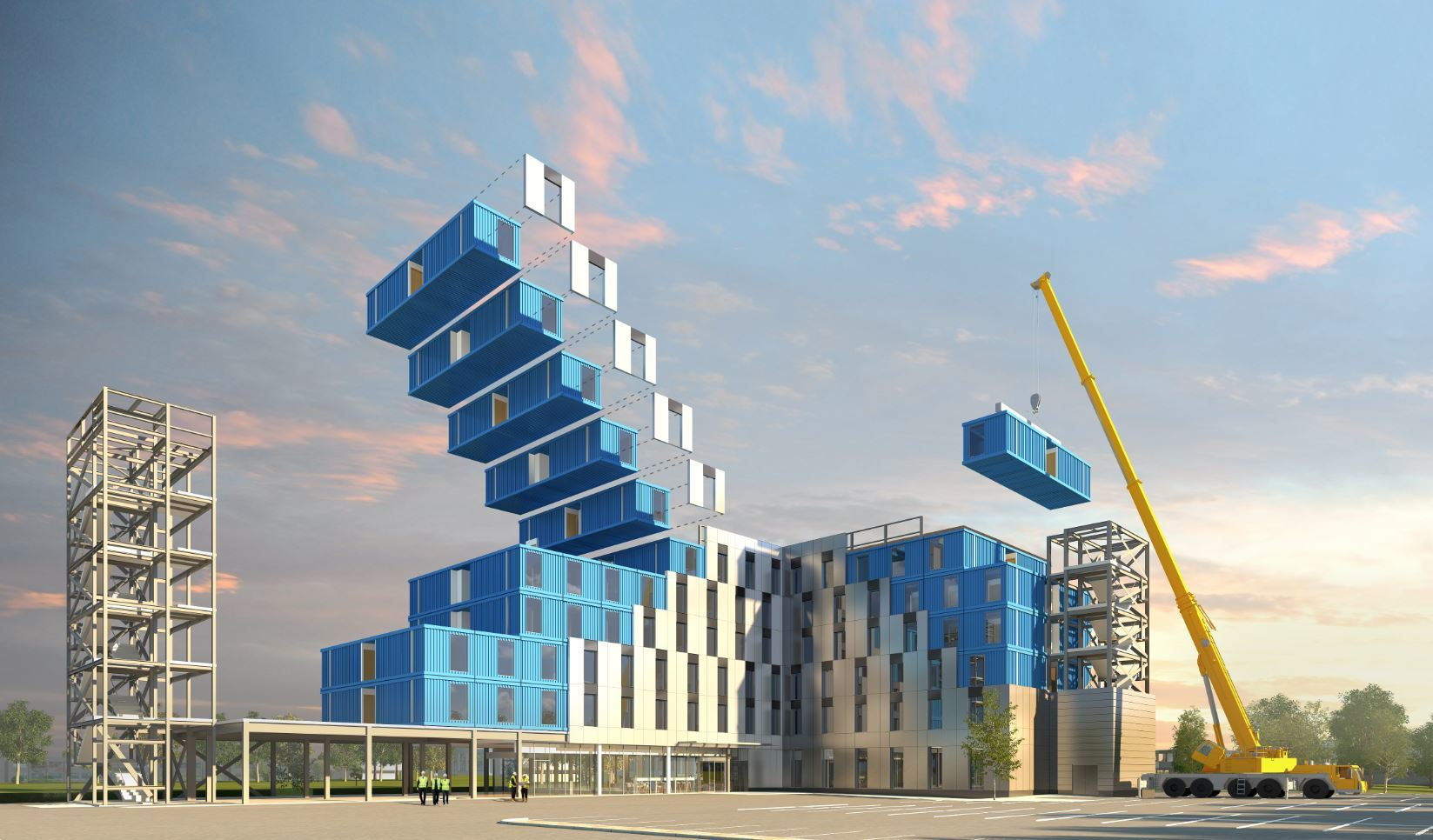 7 Benefits of Modular Construction
