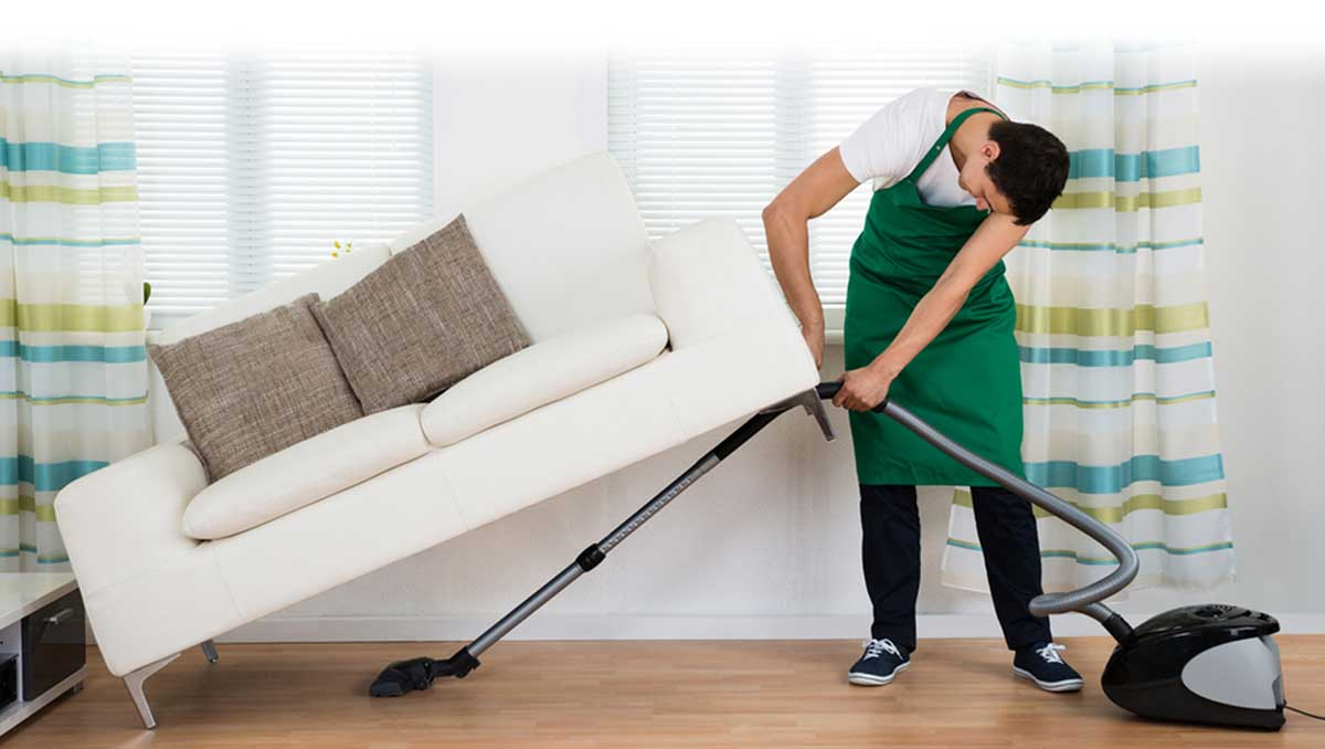 Knowing why to hire a cleaning professional