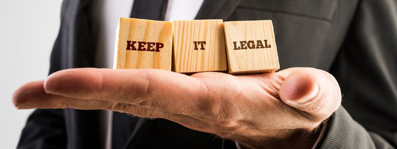 When to seek help from a law consultant in business?