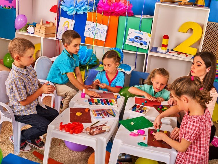 What to look for when selecting a nursery school for your child