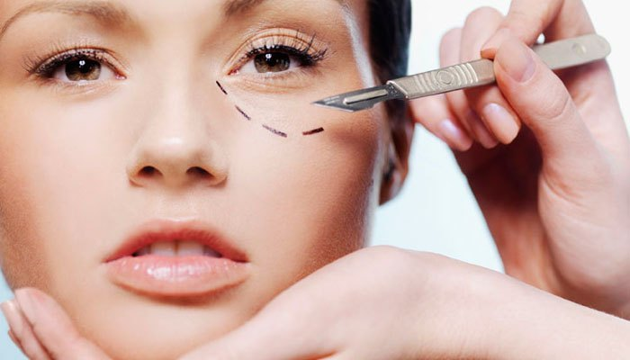 Common types of cosmetic surgery