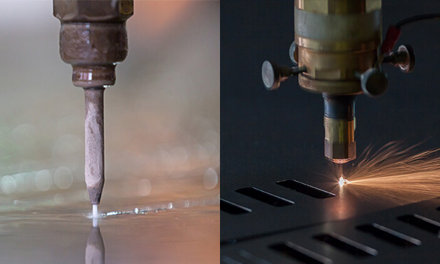 The Drawbacks of Water Jet and Laser Cutting Services