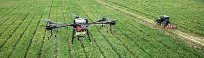 The Many Applications of Drones